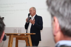 Hannes KleinAuftaktveranstaltung Managementplan neu - Erwin Preiner